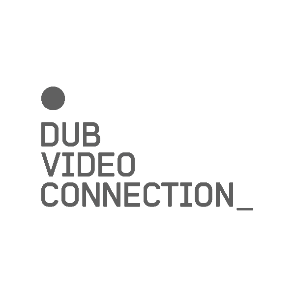 DUB video connection · visuals design