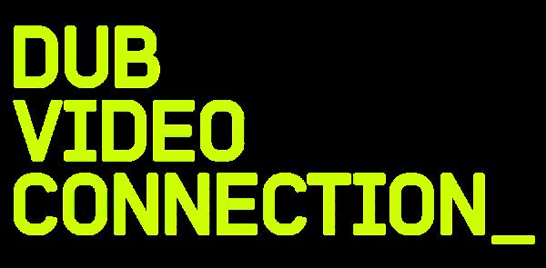 DUB video connection · visuals design