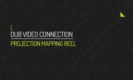 REEL PROJECTION MAPPING