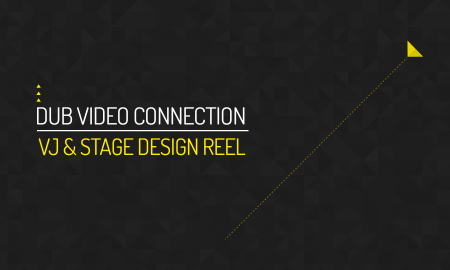 VJ and Stage Design Reel